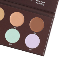 AFFECT - FULL COVER COLLECTION 2 - CAMOUFLAGES PALETTE - Palette of 8 camouflages
