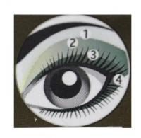 Catrice - Smokey Set Eyes - Zestaw do wykonywania makijażu Smokey Eyes