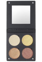 Make-Up Atelier Paris - STROBING KIT PALETTE - Palette of 4 strobe shadows