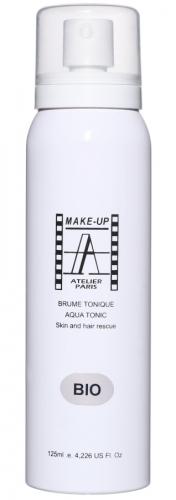 Make-Up Atelier Paris - AQUA TONIC - BIO - Woda tonizująca w sprayu do skóry i włosów