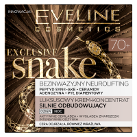 EVELINE - EXCLUSIVE SNAKE - A luxurious rebuilding cream for mature skin - 70+
