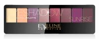 EVELINE - Eyeshadow Professional Palette - Paleta 8 cieni do powiek - 01 SUNRISE - 01 SUNRISE