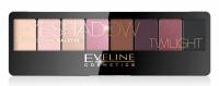 EVELINE - Eyeshadow Professional Palette - a palette of 8 eyeshadows