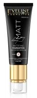 Eveline Cosmetics - Matt My Day Foundation - Podkład do twarzy
