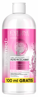 EVELINE - FaceMed + Hyaluronic 3-in-1 micellar fluid for dry and sensitive skin