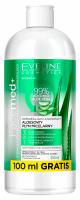 Eveline Cosmetics - FaceMed + Aloesowy płyn micelarny do każdego rodzaju cery