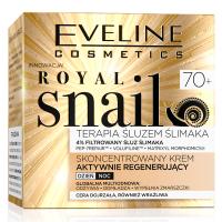 EVELINE - ROYAL SNAIL 70+ Krem do twarzy aktywnie regenerujący
