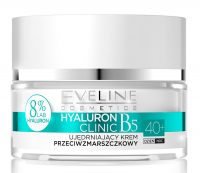 EVELINE - HYALURON CLINIC 40+ Firming anti-wrinkle face cream