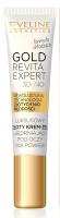 Eveline Cosmetics - GOLD REVITA EXPERT - Ujędrniający krem-żel pod oczy i na powieki ze złotem - 30+/40+