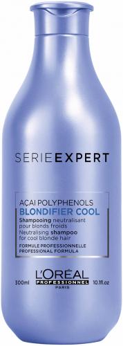 L'Oréal Professionnel - SERIE EXPERT - ACAI POLYPHENOLS - BLONDIFIER COOL - Szampon neutralizujący żółte odcienie - 300 ml