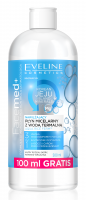 EVELINE - FaceMed + Korean Jeju Island Minerals - Moisturizing micellar fluid with thermal water