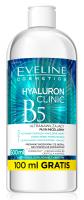 EVELINE COSMETICS - HYALURON CLINIC B5 - Ultra-moisturizing 3-in-1 micellar liquid