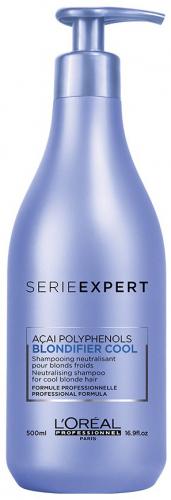 L'Oréal Professionnel - SERIE EXPERT - ACAI POLYPHENOLS - BLONDIFIER COOL - Szampon neutralizujący żółte odcienie - 500 ml