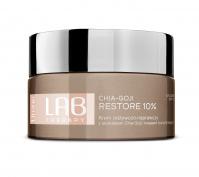 Lirene - LAB THERAPY - CHIA-GOJI RESTORE 10% - Odżywczo-naprawczy krem do twarzy na dzień