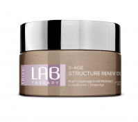 Lirene - LAB THERAPY - S-AGE STRUCTURE RENEW 10% - Napinająco-odmładzający krem do twarzy na dzień