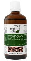 Your Natural Side - 100% Natural Castor Oil - 100 ml