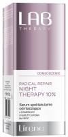 Lirene - LAB THERAPY SERUM - Odmładzające serum do twarzy na noc