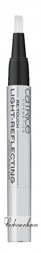 Catrice - Re-Touch Light-Reflecting Concealer - Rozświetlający korektor do twarzy