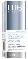 Lirene - LAB THERAPY - Shiki-Bion Deep Hydrating Overnight Mask 20% - Overnight stimulating and hydrating mask