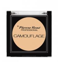 Pierre René - Camuflage Cover Cream - Korektor idealny - 03 - 03