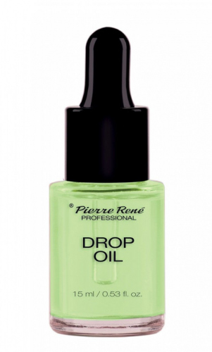Pierre René - DROP OIL - Nails nad Cuticle Oil with Dropper