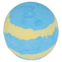 Bomb Cosmetics - Watercolors Bath Bomb - Wielokolorowa, musująca kula do kąpieli - Shore Thing