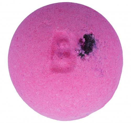Bomb Cosmetics - Watercolors Bath Bomb - Wielokolorowa, musująca kula do kąpieli - Pink Infinity