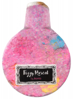 Bomb Cosmetics - Watercolors Bath Blaster - Multicolored, sparkling bath ball - Fizzy Rascal
