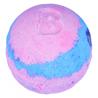 Bomb Cosmetics - Watercolors Bath Bomb - Wielokolorowa, musująca kula do kąpieli - Amour & More
