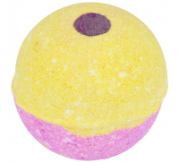 Bomb Cosmetics - Watercolors Bath Bomb - Wielokolorowa, musująca kula do kąpieli - Dunk in Love