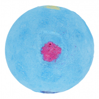 Bomb Cosmetics - Watercolors Bath Bomb - Multicolored, sparkling bathing ball - Naughty Cool