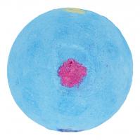 Bomb Cosmetics - Watercolors Bath Bomb - Wielokolorowa, musująca kula do kąpieli - Naughty Cool