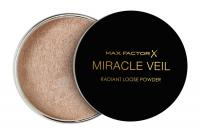 MAX FACTOR - MIRACLE VEIL - RADIANT LOOSE POWDER - Rozświetlający, sypki puder do twarzy