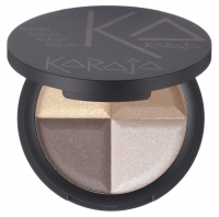 Karaja - Contour Quad Nude Palette Eyeshadow - Palette of 4 shadows - 10