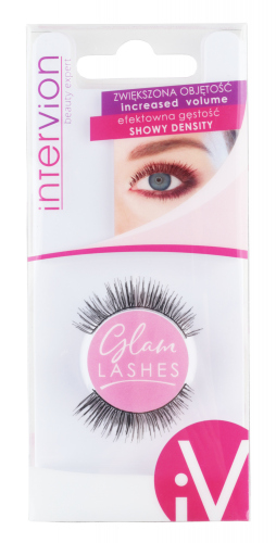 Inter-Vion - Glam LASHES - Artificial eyelashes - 498921