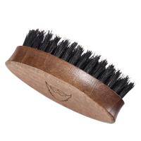 GORGOL - Brush for beard care and styling - BEARD BRUSH - BROWN - 17 44 230 - 5R