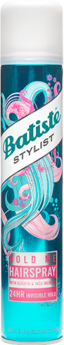 Batiste - Stylist - HOLD ME HAIRSPRAY - Utrwalający lakier do włosów - 300 ml