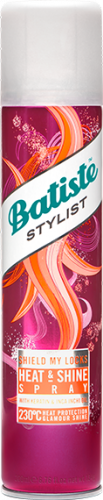 Batiste - Stylist - SHIELD MY LOCKS - HEAT & SHINE SPRAY - Heat protective and glossy hair spray