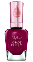 Sally Hansen - Color Therapy - Lakier do paznokci - 375 - BERRY BLISS - 375 - BERRY BLISS