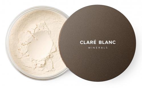 CLARÉ BLANC - MINERAL FINISHING POWDER - Matting powder