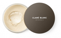 CLARÉ BLANC - MINERAL LUMINIZING POWDER