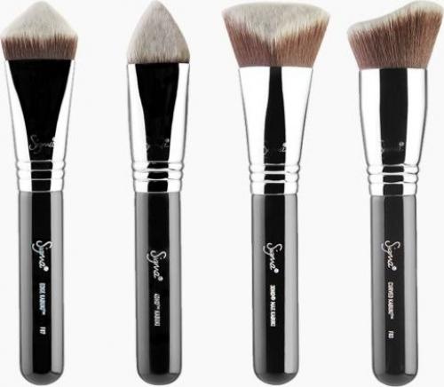 Sigma - DIMENSIONAL BRUSH SET - Zestaw 4 pędzli do makijażu