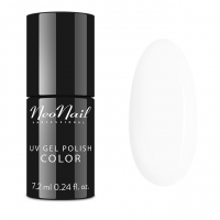 NeoNail - UV GEL POLISH COLOR - CANDY GIRL - 6 ml - 5055-1 - FRENCH WHITE - 5055-7 - FRENCH WHITE
