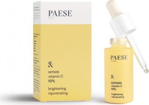 PAESE - VITAMIN C 10% SERUM - Olejowe serum z witaminą C