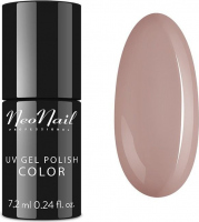 NeoNail - UV GEL POLISH COLOR - MILADY - Hybrid Varnish - 6 ml - 4676-7 - SILKY NUDE - 4676-7 - SILKY NUDE