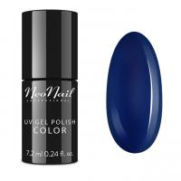 NeoNail - UV GEL POLISH COLOR - GRUNGE - Lakier hybrydowy - 6 ml i 7,2 ml - 3789-7 - DEEP NAVY - 3789-7 - DEEP NAVY