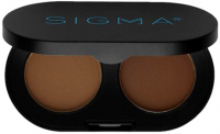 Sigma - COLOR + SHAPE BROW POWDER DUO - Zestaw 2 pudrów do brwi