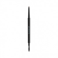 Sigma - FILL + BLEND BROW PENCIL - Automatic eyebrow pencil with a brush - DARK - DARK