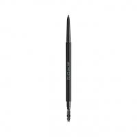 Sigma - FILL + BLEND BROW PENCIL - Automatic eyebrow pencil with a brush - MEDIUM - MEDIUM