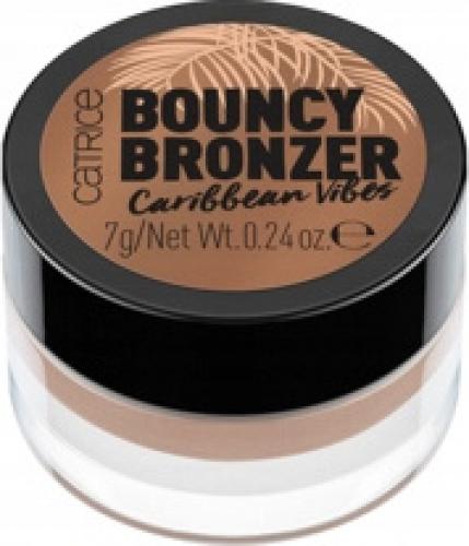 Catrice - BOUNCY BRONZER Caribbean Vibes - Bronzer w żelu